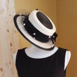 1950's Suzanne of Madison Ave Hat